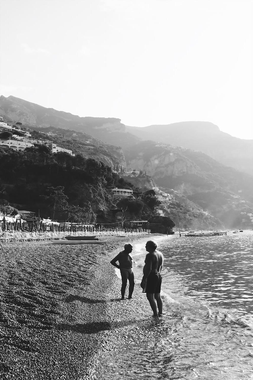 Fornillo beach positano