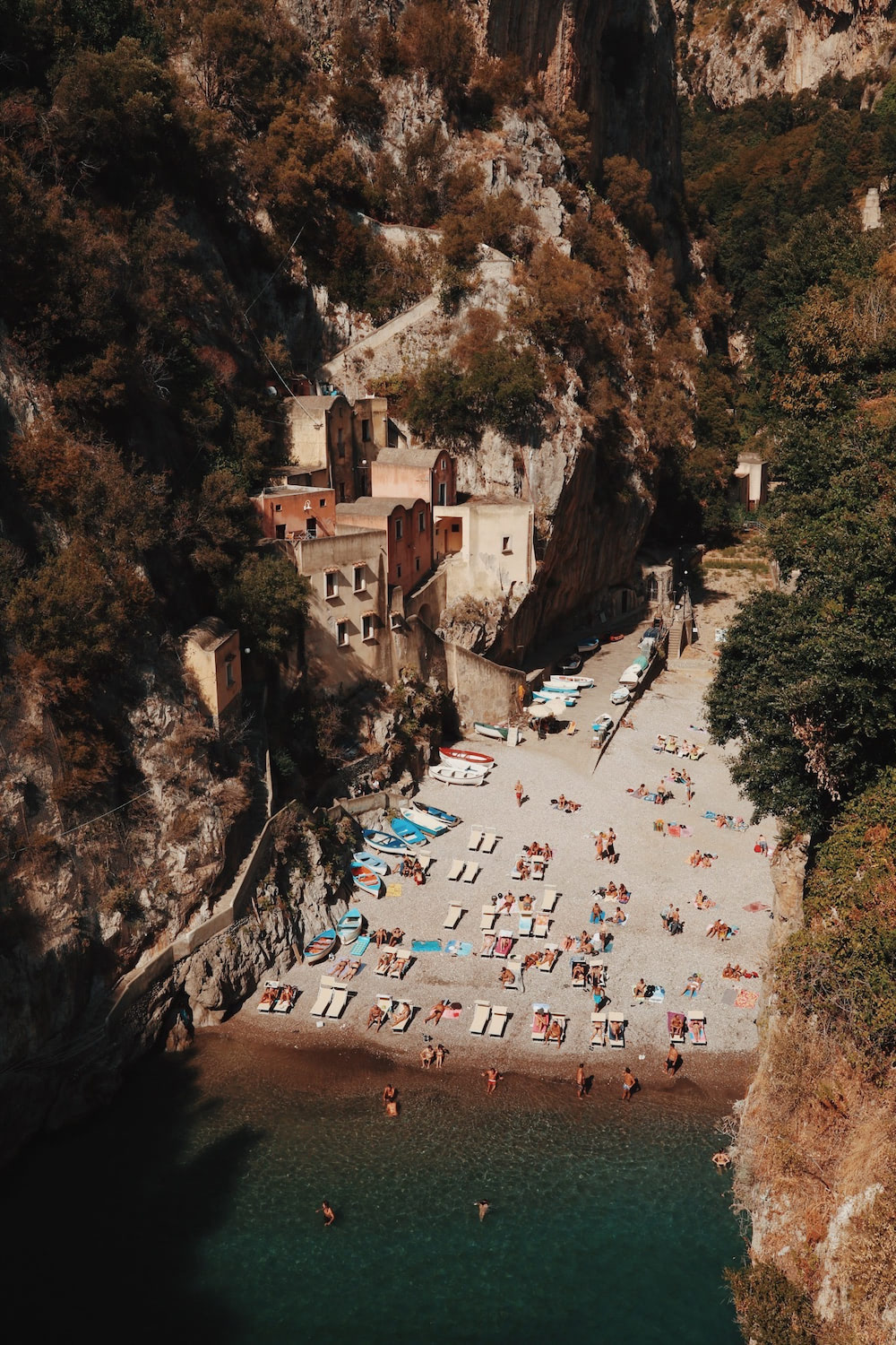 6 picturesque beaches on the Amalfi Coast