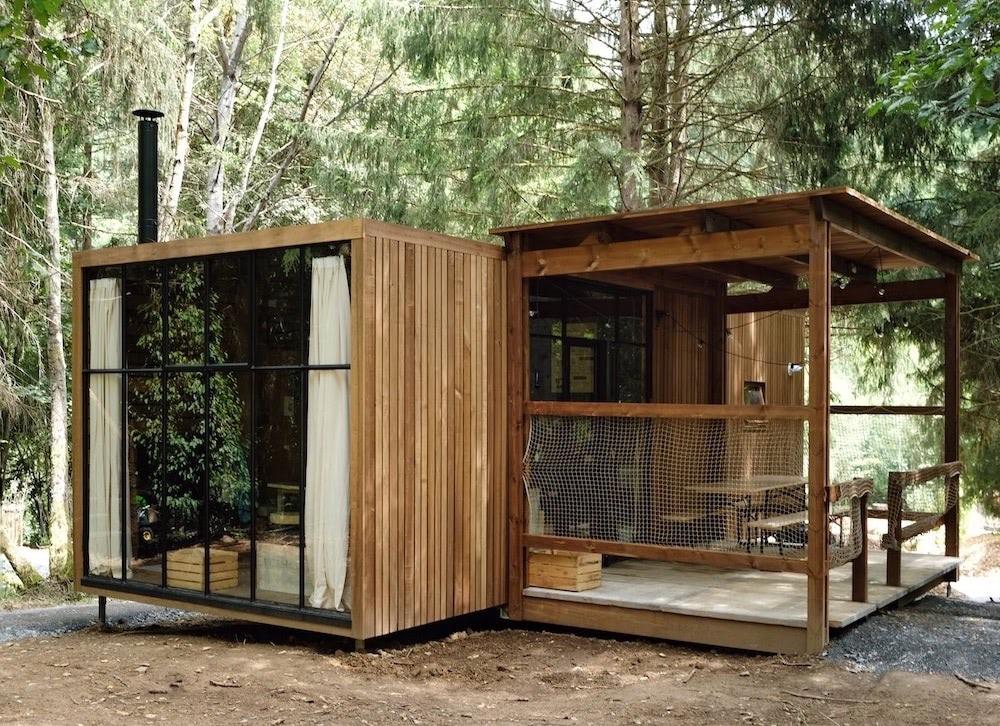 weekend getaways nutchel cabins