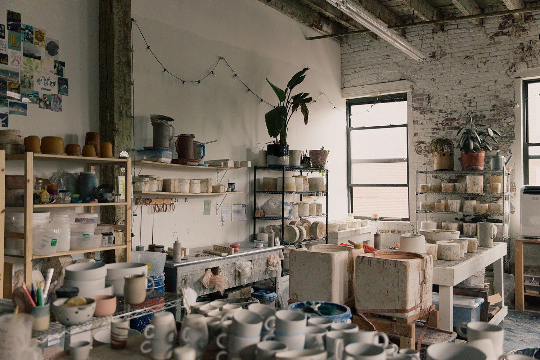 Clay and ceramics classes