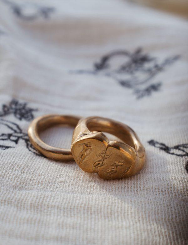 handmade jewellery gold